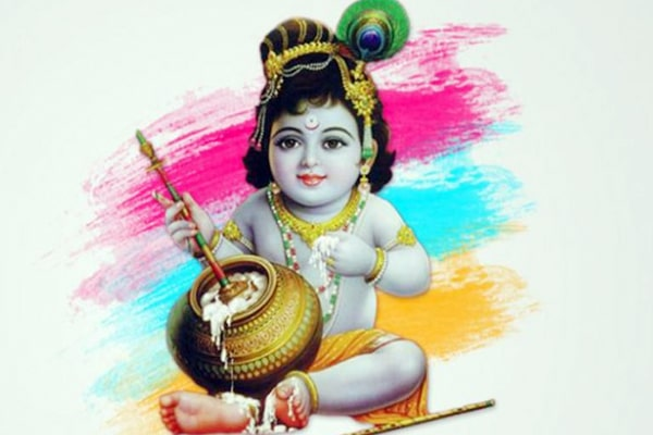 Lord Krishna Bhajans One of The Most Popular song lyrics In Hindi